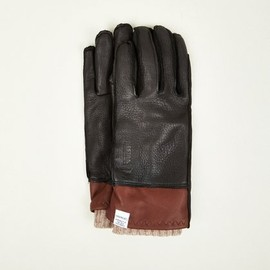 Norse Projects - X Hestra Men's Brown Ivar Gloves