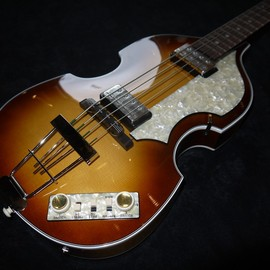 Hofner - Violin Bass 500/1 1962 - German Made - B-Stock