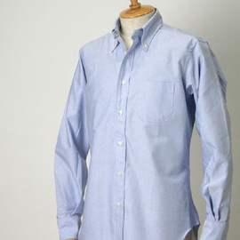 INDIVIDUALIZED SHIRTS - Oxford B.D Shirts