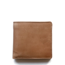 Whitehouse Cox - S7532 COIN WALLET/Natural Vintage Bridle