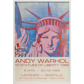 Andy Warhol - Liberty