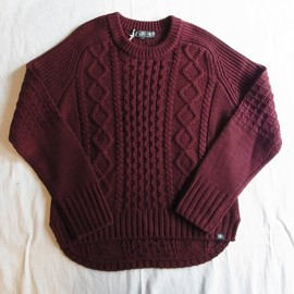 FINE GAGE V NECK KNIT