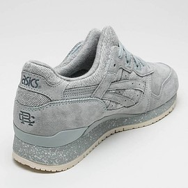 ASICS, Reigning Champ - Gel-Lyte III - Grey/Grey