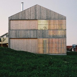 Becker Architekten - House S, Wiggensbach, Germany