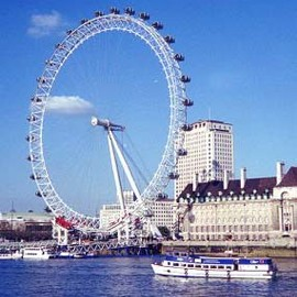 England - London Eye