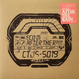 ECD - after the rain  7inch