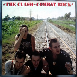 The Clash - Combat Rock ‎(LP, Album)