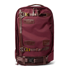 PORTER - Image of master-piece 2013 Fall/Winter Potential Leather-Trimmed Cordura Backpack