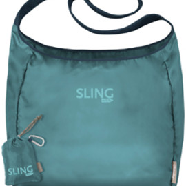 ChicoBag - Sling rePETe Glacier