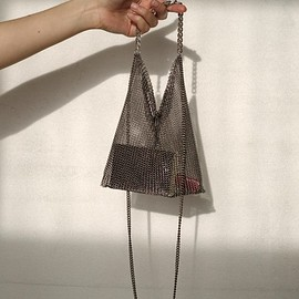 Saskia Diez - MESH BAG NO1