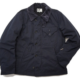 Engineered Garments - DECK JACKET - Nyco Ripstop