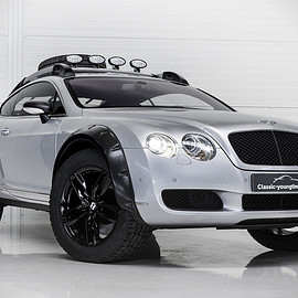 "Bentley - Continental GT ""Off Road"" 2004"