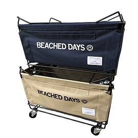 BEACHED DAYS - Stacking Box Caster