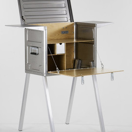 KANZSHOP - the complete travel kitchen in a box