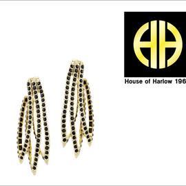 HOUSE OF HARLOW 1960 - ピアス