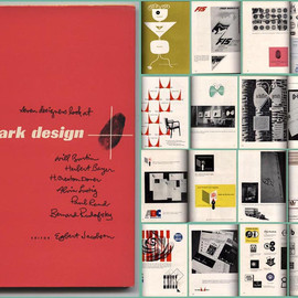 Herbert Bayer,Paul Rand,Bernard Rudofsky etc - SEVEN DESIGNERS LOOK AT TRADEMARK DESIGN
