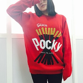 Apparel K - Pocky Sweater