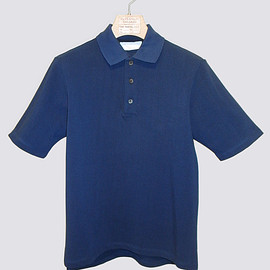 FRANKLIN TAILORED - POLO SHIRT Navy