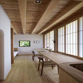 MDS Architects - Yatsugatake Villa, Yatsugatake mountains, Japan