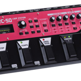 BOSS - RC50 - Loop Station