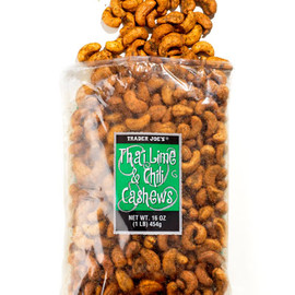 Trader Joe's - Lime & Chili Cashews