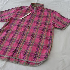 VOO - SHINE CHECK SHIRT