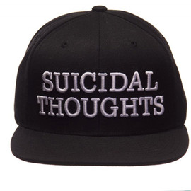 DEADLINE - Suicidal Thoughts Snapback
