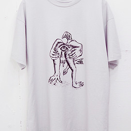 NADA. - Ass-man tee / L.gray