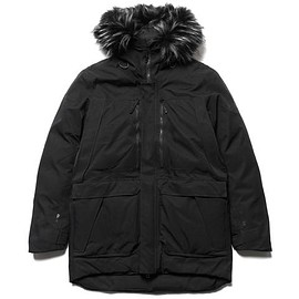 THE NORTH FACE - Cryos Expedition GTX Parka - TNF Black