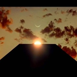 2001: A Space Odyssey - monolith