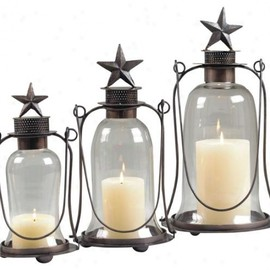 Antique - Star Lantern