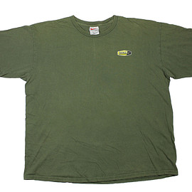 NIKE - Vintage 90s Nike Classic Sports Green T-Shirt Made in USA Mens Size XL