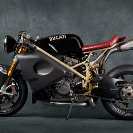 Ducati - 1098R Flash Back