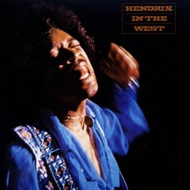 Jimi Hendrix - Hendrix in the West CD