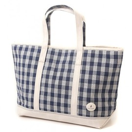 Porter Classic - PC Palaka (Navy) tote bags
