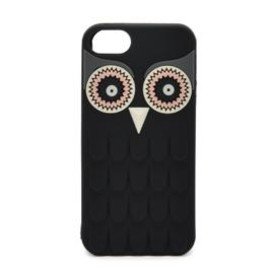 kate spade NEW YORK - silicone iphone c owl