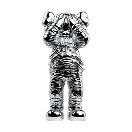 KAWS - KAWS:HOLIDAY SPACE 11.5'' - SILVER