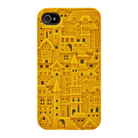 SwitchEasy - SwitchEasy Avant-garde for iPhone 4S/4 Chateau Mican