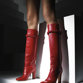 Valentino - Valentino To Be Cool Patent Leather Boots