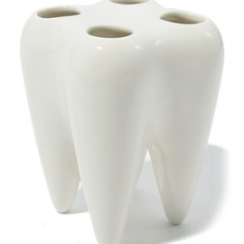 GLOBAL FORME CONCRETE  - TOOTH BRUSH HOLDER