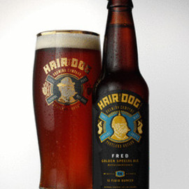 HAIR OF THE DOG - FRED