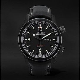 Bremont - U2/DLC Automatic Watch