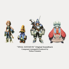 植松伸夫 , 白鳥英美子 - FINAL FANTASY IX ORIGINAL SOUNDTRACK