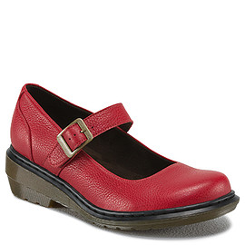 Dr.Martens - LYNNE Broadway Bright Red