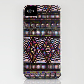 Society6 - Wildly Exaggerated F. iPhone Case
