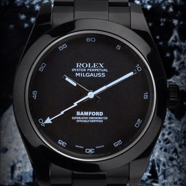 bamfordwatchdepartment - ROLEX MILGAUSS