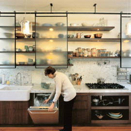 batixa:  (via A Restaurant-Inspired Kitchen Renovation Kitchen Inspiration | The Kitchn)