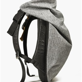 COTE&CIEL - Nile Basalt Backpack