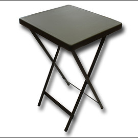 US ARMY - U.S. METAL FOLDING TABLE