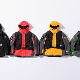 Supreme, THE NORTH FACE - RTG Jacket + Vest
